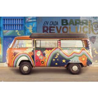 GB Eye VW Camper Cuba Maxi 61x91.5cm Poster