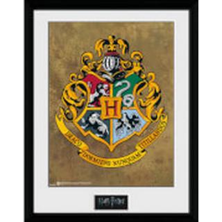 GB Eye Harry Potter Hogwarts 30x40cm Framed art