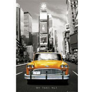 GB Eye New York Taxi No 1 Maxi 61x91.5cm Poster
