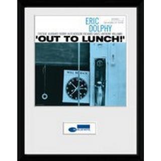 GB Eye Blue Note Dolphy 30x40cm Framed art