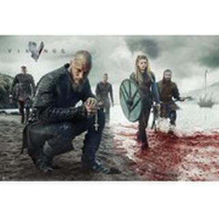 GB Eye Vikings Blood Landscape Maxi 61x91.5cm Posters