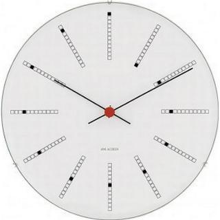 Arne Jacobsen Bankers 21cm Wall clock