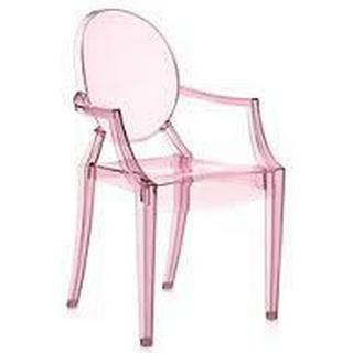 Kartell Lou Lou Ghost Kitchen Chair