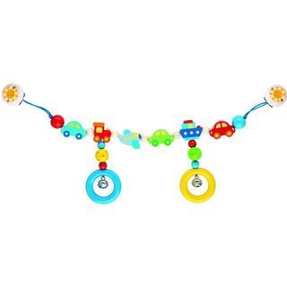 Heimess Pram Chain Vehicles with Clips