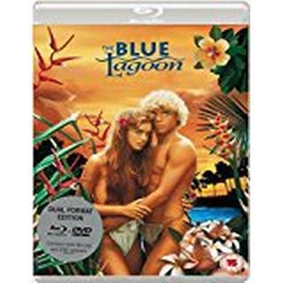 The Blue Lagoon (1980) Dual Format (Blu-ray & DVD) edition
