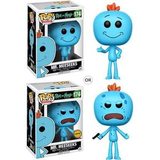 Funko Pop! Animation Rick & Morty Mr. Meeseeks