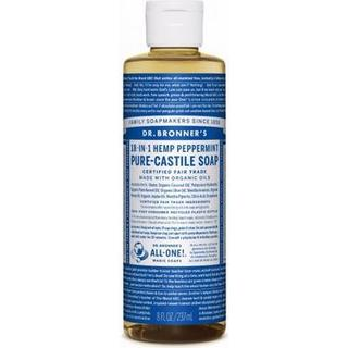 Dr. Bronners Peppermint Liquid Soap 236ml