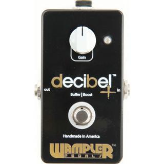 Wampler Decibel+ Buffer/Booster
