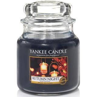 Yankee Candle Autumn Night Medium Scented Candles