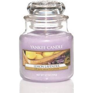 Yankee Candle Lemon Lavender Small Scented Candles