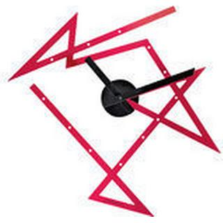 Alessi Time Maze 50cm Wall clock