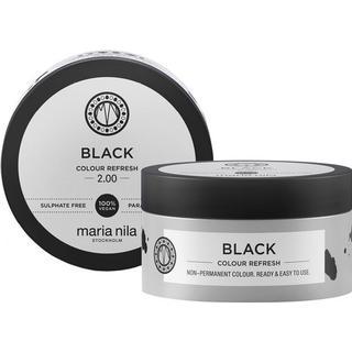 Maria Nila Colour Refresh #2.00 Black 100ml