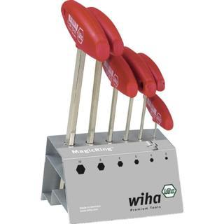 Wiha 334R VB 22096 L-Key Set 6-parts