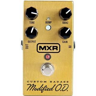 Jim Dunlop M77 MXR Custom Badass Modified O.D