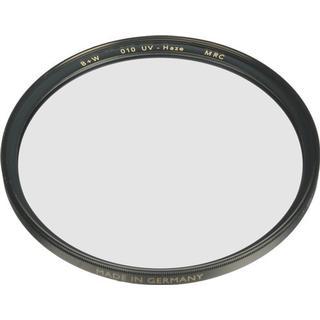 B+W Filter Clear UV Haze MRC 010M 52mm