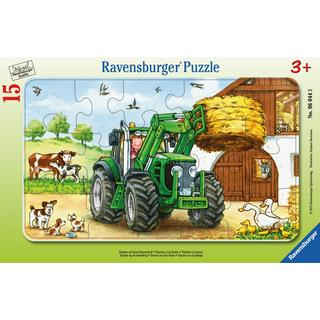 Ravensburger Tractor 15 Pieces