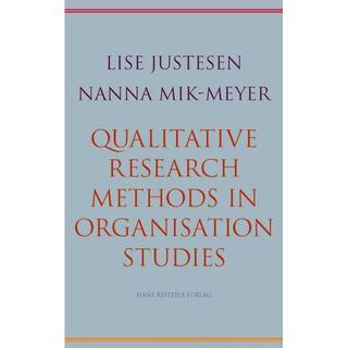 Qualitative research methods in organisation studies, Hæfte