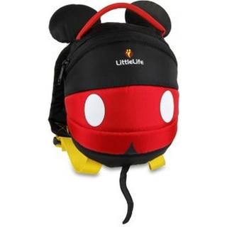 Littlelife Disney Mickey Mouse Toddler - Black/Red
