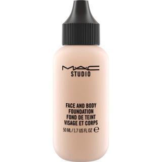 MAC Studio Face & Body Foundation N1