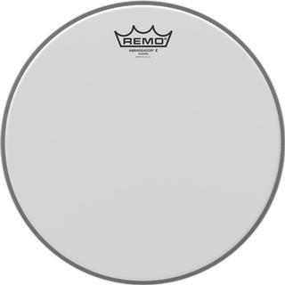 Remo Ambassador X Coated 14""