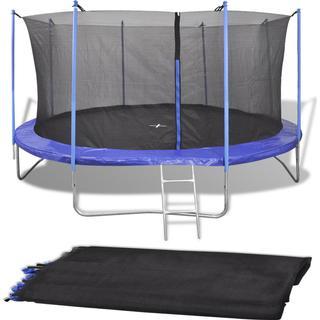 vidaXL Safety Net PE Trampoline 426cm