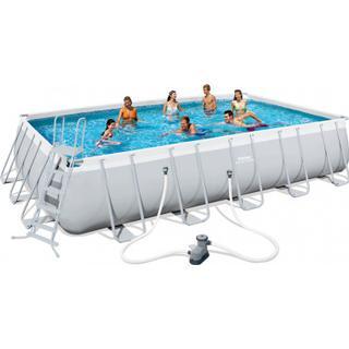 Bestway Power Steel Frame Pool Set 671x366cm