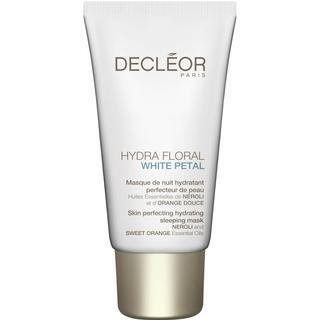 Decléor Hydra Floral White Petal Repairing & Renovating Sleeping Mask 50ml