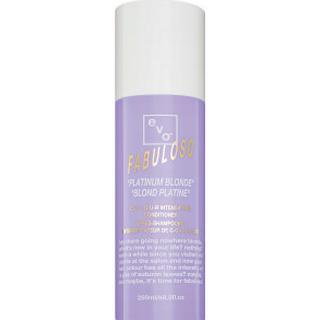 Evo Fabuloso Colour Intensifying Conditioner Platinum Blonde 250ml