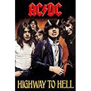 GB Eye AC/DC Highway to Hell Maxi 61x91.5cm Posters