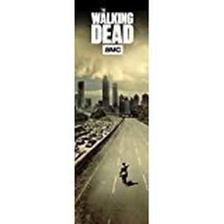 GB Eye The Walking Dead City 53x158cm Door Poster