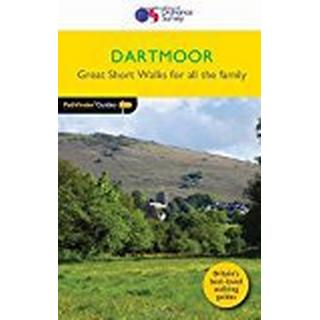 Pathfinder Dartmoor Great Walks for all the family (Shortwalks Guides)