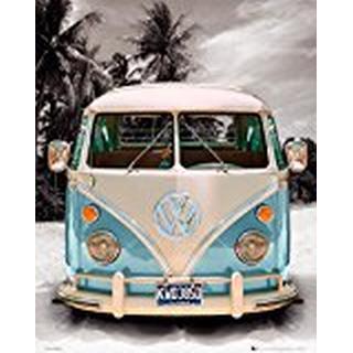 GB Eye VW Camper Beach 40x50cm Posters