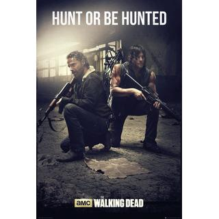 GB Eye The Walking Dead Hunt Maxi 61x91.5cm Posters