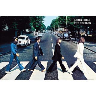 GB Eye The Beatles Abbey Road Maxi 61x91.5cm Posters