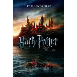 GB Eye Harry Potter Teaser Maxi 61x91.5cm Posters