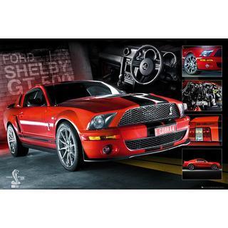 GB Eye Easton Mustang GT500 Maxi 61x91.5cm Posters