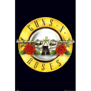 GB Eye Guns N Roses Logo Maxi 61x91.5cm Posters
