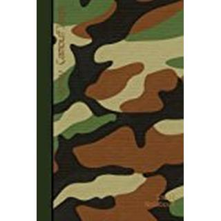 Small Notebook - Army Camouflage: Gifts/Gift/Presents (Military/Army) (Pocketbook/Mini Notebook) (Contemporary Designs)