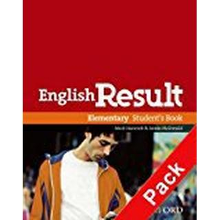 English Result: Elementary: Teacher's Resource Pack with DVD and Photocopiable Materials Book: General English four-skills course for adults