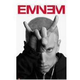 GB Eye Eminem Horns Maxi 61x91.5cm Posters