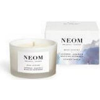 Neom Organics Real Luxury Travel Scented Candle Lavender Jasmine & Brazilian Rosewood 75g