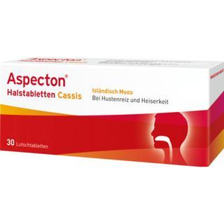 Aspecton Cassis 30pcs Lozenge 30pcs