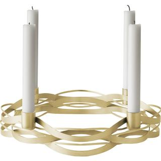 Stelton Tangle 6cm Advent candle holder Christmas decorations