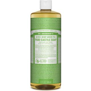 Dr. Bronners Liquid Soap Green Tea 472ml