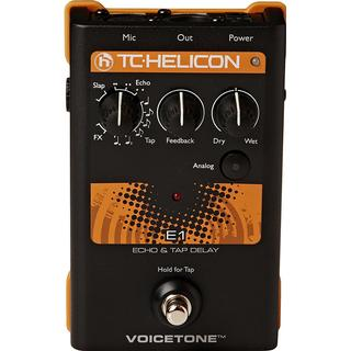 TC-Helicon VoiceTone E1