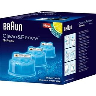 Braun Clean & Renew CCR3 3-pack