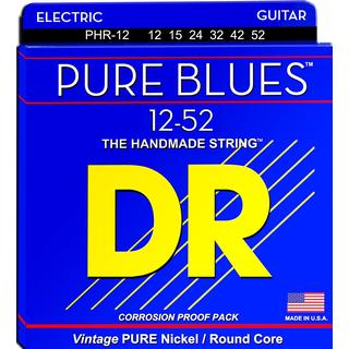 DR String Pure Blues PHR-12 12-52