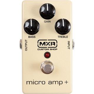 Jim Dunlop M233 MXR Micro Amp Plus