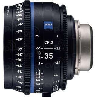 Zeiss Compact Prime CP.3 XD 35mm/T2.1 for PL