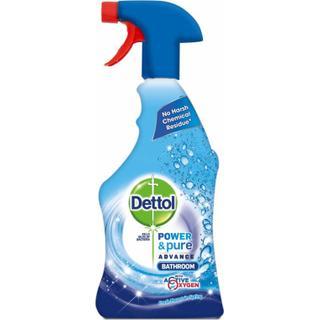 Dettol Power & Pure Advance Bathroom Spray 750ml
